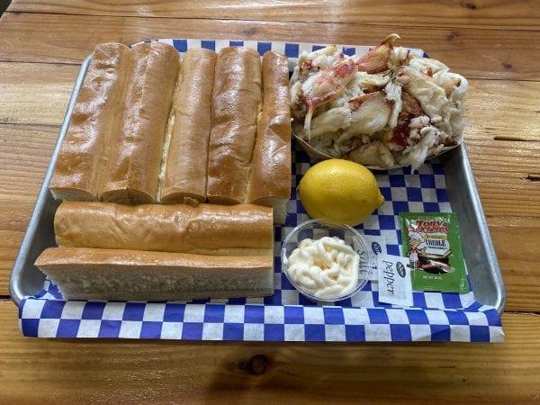 Crab Roll DIY Kit scaled